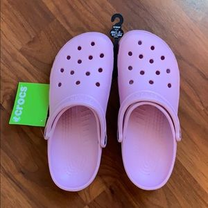 Women's Ballerina Pink Crocs